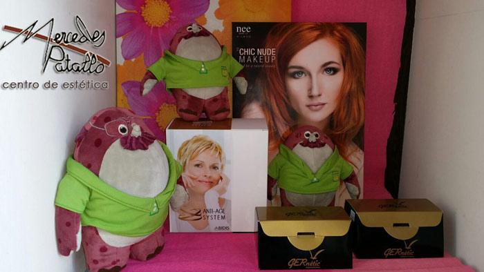 Cofres cosmética de Gernetic en nuestra tienda online www.mercedespatallo.com