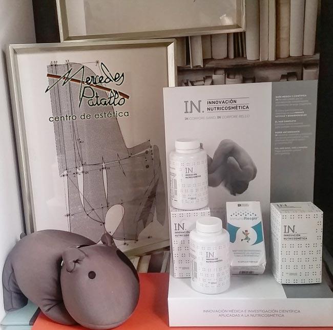 IN Nutricosmética en la tienda online www.mercedespatallo.com