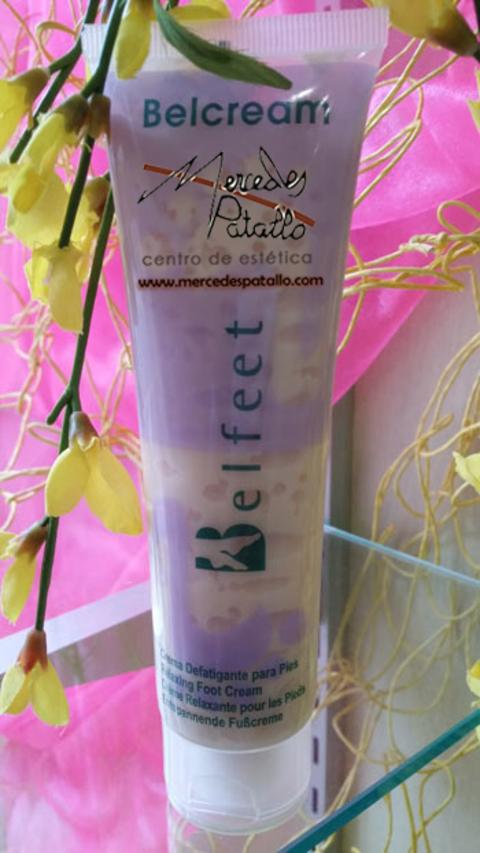 Mercedes Patallo - Crema de Pies Defatigante Belfeet Belcream - Mercedes Patallo
