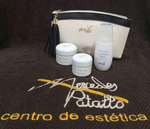Mercedes Patallo - Pack Gernetic Facial Synchro + Myo Myoso + Nettoyant Gommant Marin - Mercedes Patallo