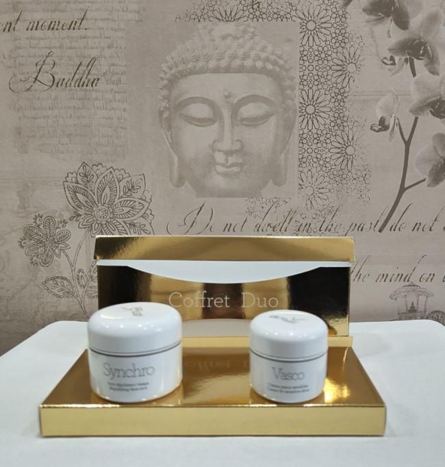 Mercedes Patallo - Pack Gernetic Facial Synchro (50ml) + Vasco (30ml) - Mercedes Patallo