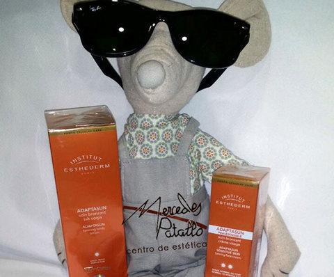 Mercedes Patallo - Preparadores para el bronceado de Esthederm en nuestra tienda online - Mercedes Patallo
