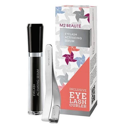 Mercedes Patallo -  NOVEDAD M2 Beauté Pestañas - Eyelash Activating Serum + rizador - Mercedes Patallo