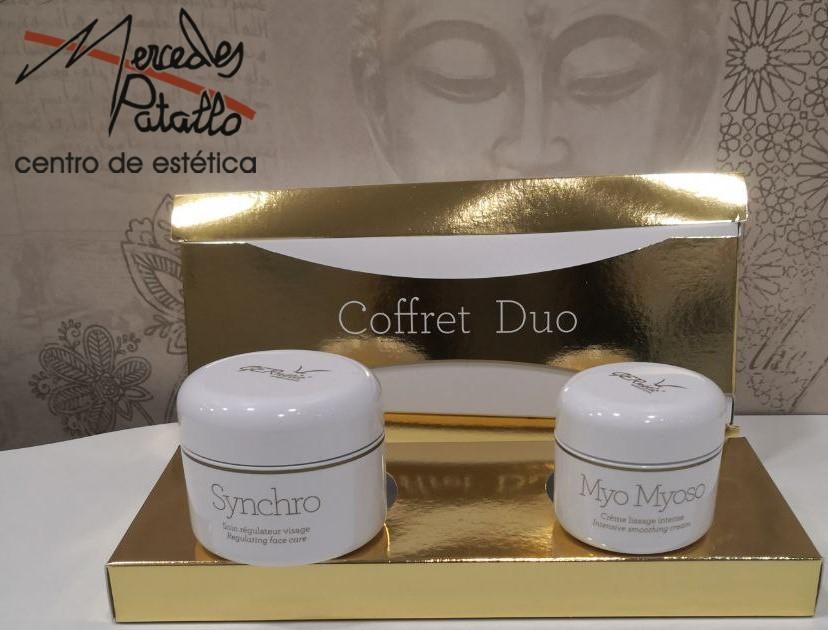 Mercedes Patallo - Pack Gernetic Facial Synchro (50 ml) + Myo Myoso (30 ml) - Mercedes Patallo