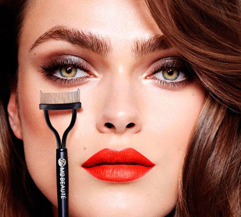 Mercedes Patallo El mejor peine para pestañas: Eyelash Comb de M2 Beauté