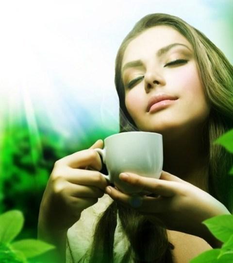 Mercedes Patallo - Té verde para la piel - Mercedes Patallo