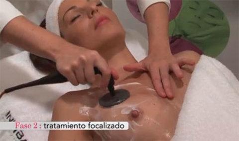 Mercedes Patallo Vídeo Tratamiento INDIBA Deep Beauty Reafirmante de Pecho